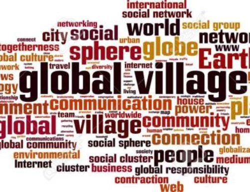 Dal villaggio rurale al villaggio globale