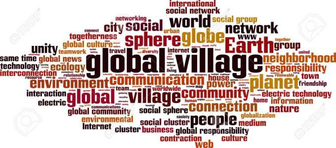Dal villaggio rurale al villaggio globale – Il Punto Quotidiano 21d83e92461d