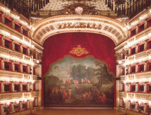 Il teatro San Carlo di Mbark Benbella