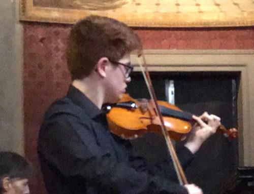 Il violino, la mia vita