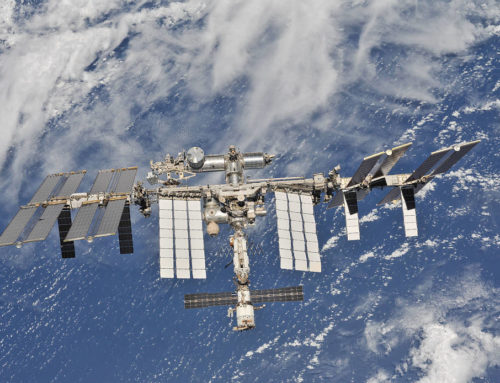 20 anni della INTERNATIONAL SPACE STATION