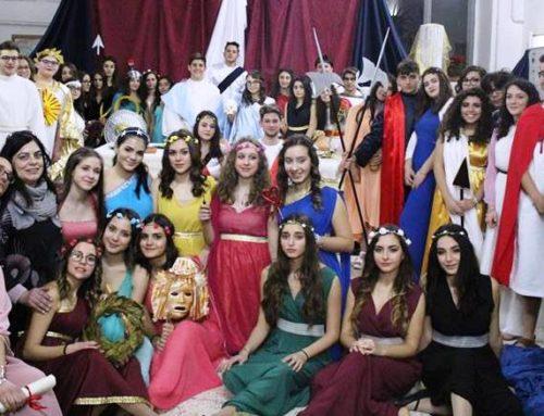 """""""Titanidi, Cronidi e Olimpi alle nozze della discordia"""""""