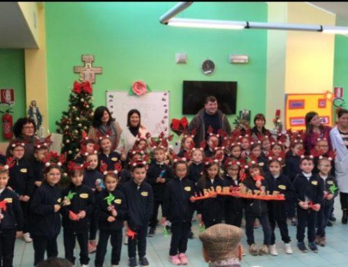 A Natale… cantiamo per i nonnini dell'ex San Raffaele!