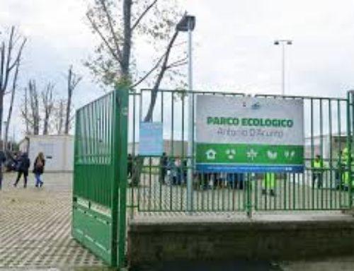 """VISITA AL PARCO TEMATICO """"ANTONIO D'ACUNTO"""