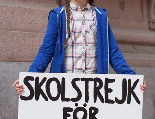 Greta Thunberg e i VENERDI' per il FUTURO