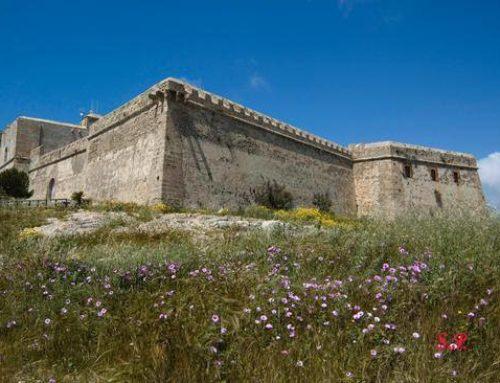 Il castel Sant'Angelo: una fortezza che domina Licata!