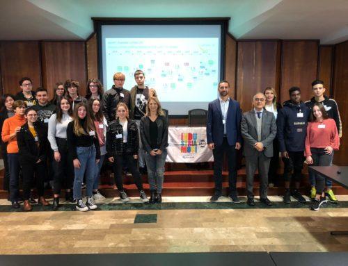 PMI DAY – INDUSTRIAMOCI  Un momento di esperienza in azienda per gli studenti del Tecnico chimico