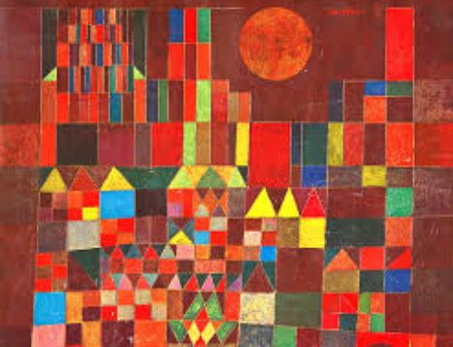 Dal testo narrativo realistico a… Paul Klee
