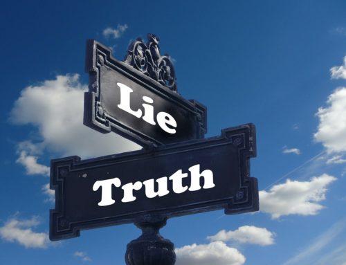 Meglio una triste verità che una bella bugia