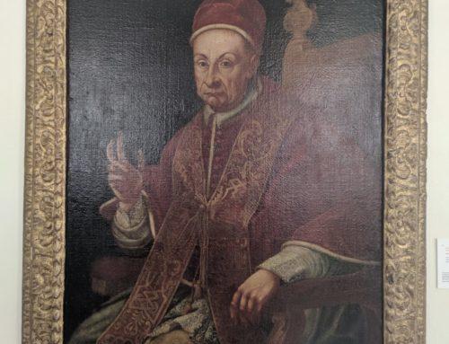 LA MOSTRA DI PAPA BENEDETTO XIII