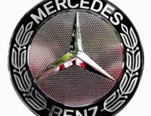 La MERCEDES BENZ