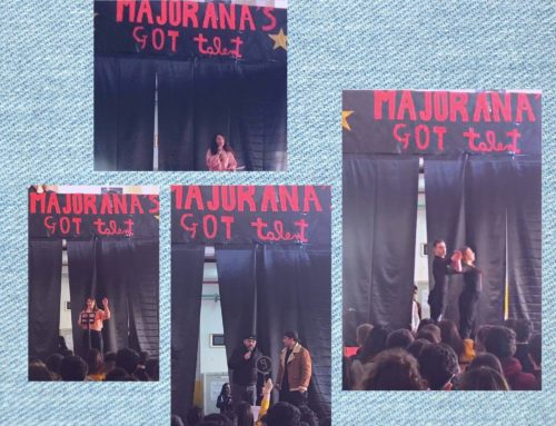 Majorana's Got Talent