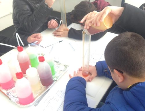 Alla Cittadella della Scienza: sperimentare e imparare