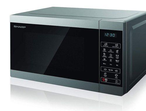 Il forno a microonde