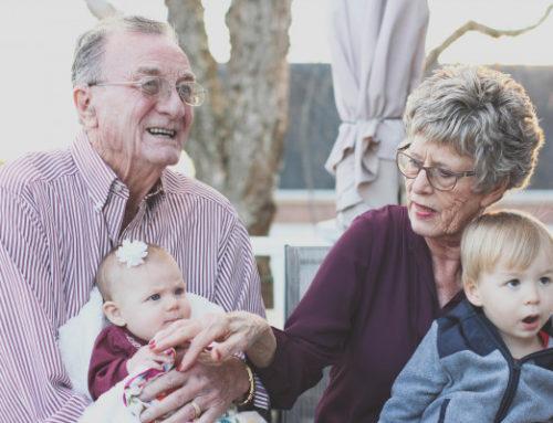 In Svezia i nonni vengono premiati se assistono i nipoti