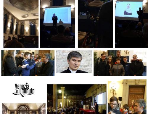 Alberto Toso Fei: 'Narrazioni Veneziane' – Incontro Culturale alla Suola Grande San Teodoro