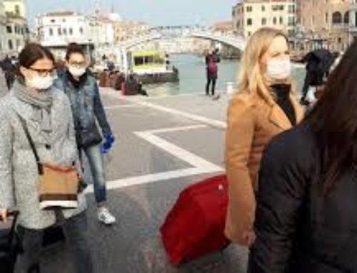 Il Coronavirus annulla la famosa festa a Venezia di Martedì Grasso