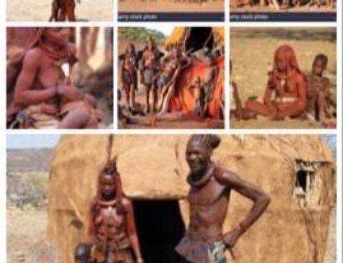 #MajoranaPentameron-2^B- A ciascuno il suo:miti e leggende dal mondo HIMBA: UN CANTO…PER LA VITA