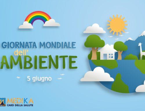 5 giugno – Giornata Mondiale per l'Ambiente