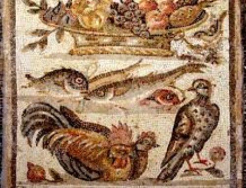 #MajoranaDecameron#3^D-  L'alimentazione dei Romani