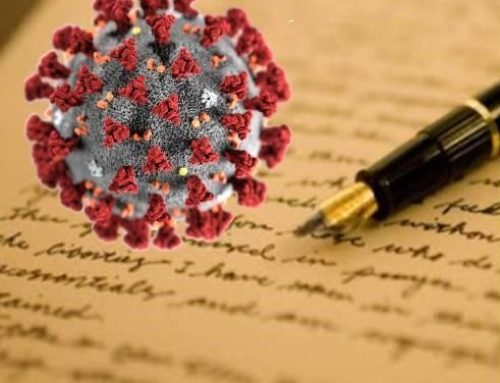 Lettera al coronavirus