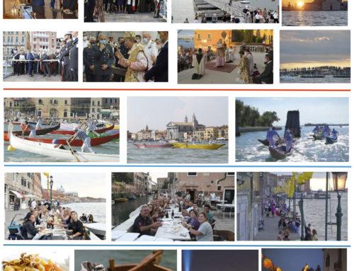 La Festa del Redentore del 2020 a Venezia