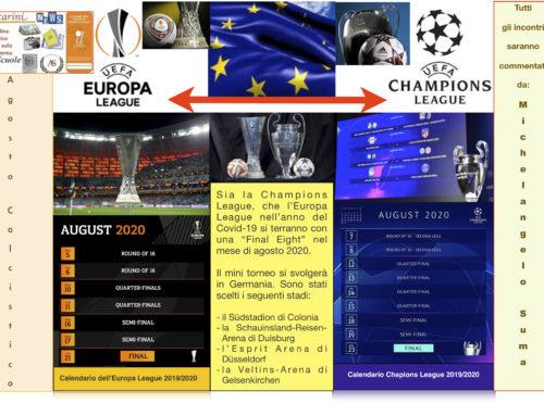 Ottavi di Europa League e Champions: solo l'Inter sorride, Messi da pallone d'oro.