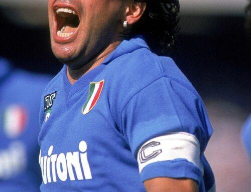 La storia del calcio di Gaetano Marino