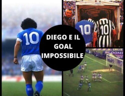 DIEGO E LA PARTITA DEL GOAL IMPOSSIBILE