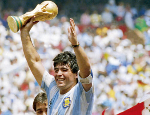 Maradona è morto