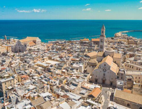 Bari, possibile capitale della cultura europea 2022