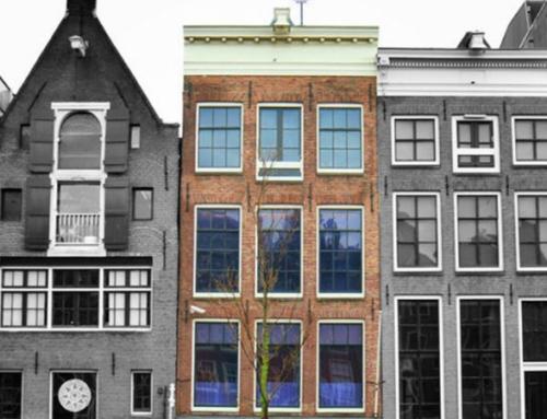 La casa rifugio di Anne Frank