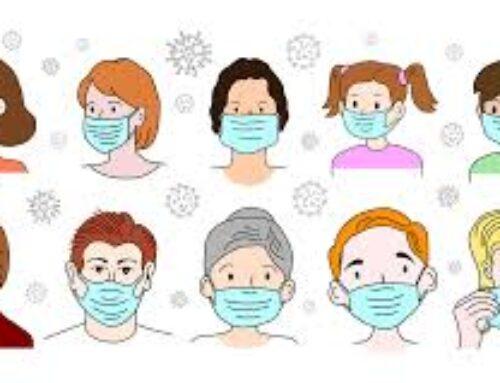 Le mascherine ci danno fastidio