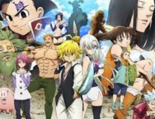 The Seven Deadly Sins – Nanatsu no tzar