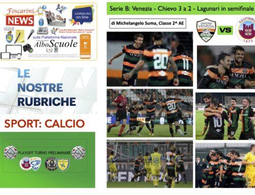 Serie B: Venezia – Chievo 3 a 2 – Lagunari in semifinale