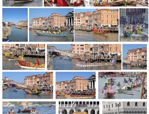Ritorna il pubblico a Venezia per assistere alla Regata Storica