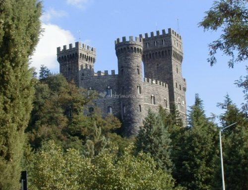 Torre Alfina, magia di un castello incantato