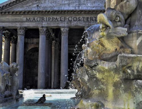Pantheon, il tempio nato per sfidare il tempo