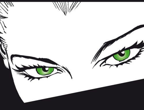"""Eva Kant, affascinante e """"diabolica"""" compagna"""