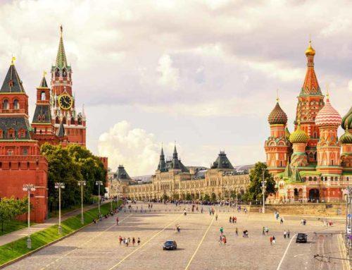 Russia, ricordi di un viaggio nell'infinito