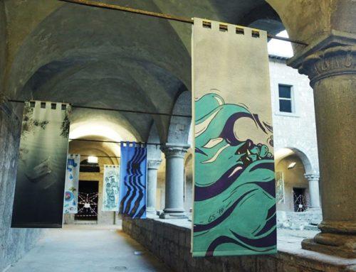 Stendardi d'Acqua, mostra a Tuscania