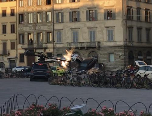 A Firenze le riprese di Six Underground