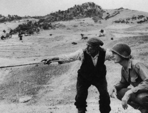 Robert Capa, le foto che fanno la storia