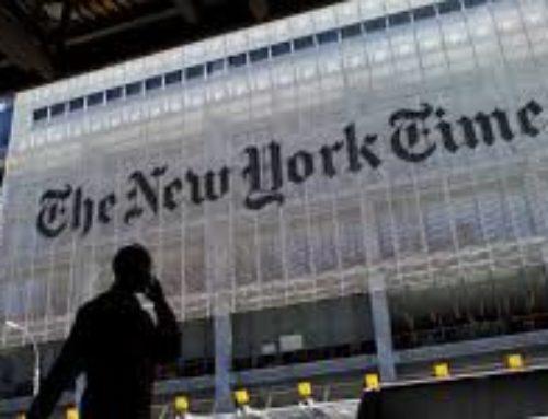 Fare il giornalista, difficile pure negli Usa