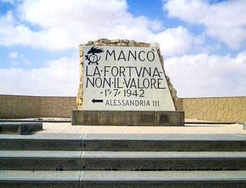 El Alamein, monumento agli eroi della Folgore