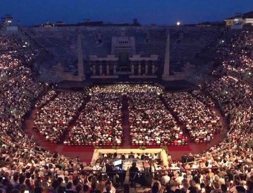 L'Arena di Verona, il tempio della musica