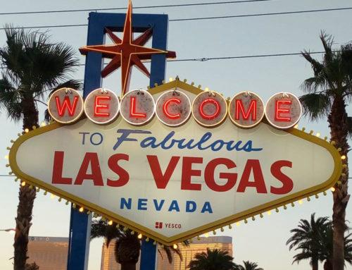 Las Vegas, la città che non dorme mai