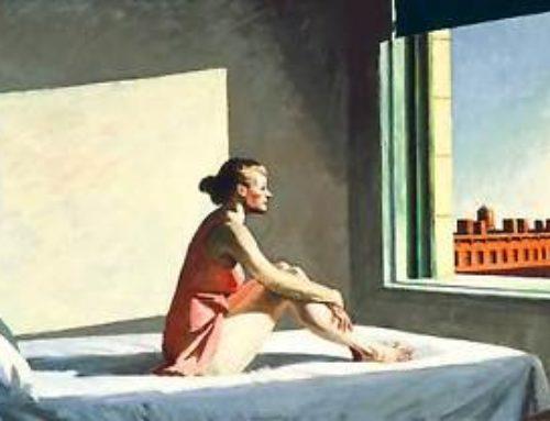 Hopper racconta l'esperienza interiore
