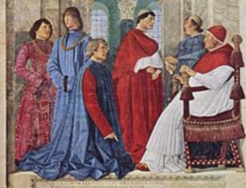 Quando nacque la polizia pontificia