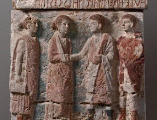 Ecco il beauty-case della matrona etrusca
